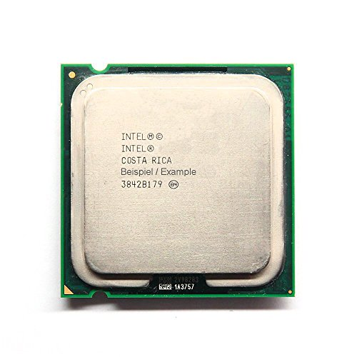 Intel Core TM2 Duo Processor E8400 (6M Cache, 3.00 GHz, 1333 MHz FSB) 3GHz 6MB L2 Prozessor (3.00 GHz, 1333 MHz FSB), Intel Core 2 Duo, 3 GHz, LGA 775 Socket T, PC, 45 nm, E8400