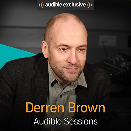 Derren Brown cover art