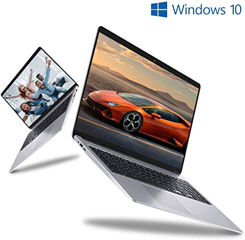 pas cher un bon Ordinateur portable Résolution Full HD Ordinateur portable 15,6 pouces Ordinateur portable Windows 10 8 Go de RAM + SSD 128 Go / 1 To, Intel Celeron…