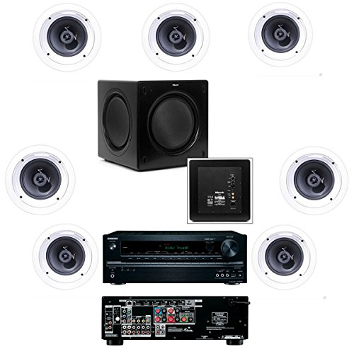 Buy Discount Klipsch R-1650-C In-Ceiling System #4