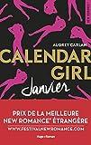 Calendar Girl - Janvier Prix de la meilleure New Romance etrangère