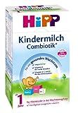 Hipp Kindermilch Bio Combiotik - ab dem 1. Jahr, 600g -