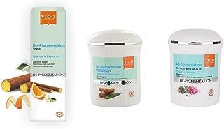 VLCC De-Pigmentation Serum, 40ml with day & night cream