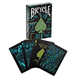 Barquettes en Papier Bicycle Dark Mode Playing Cards - 10021927