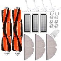 Kit di Accessori per Xiaomi Roborock S60 S65 S50 S51 S55 S5 S6 Parti di Ricambio per Xiaomi MI Robot Aspirapolvere - 23pezzi