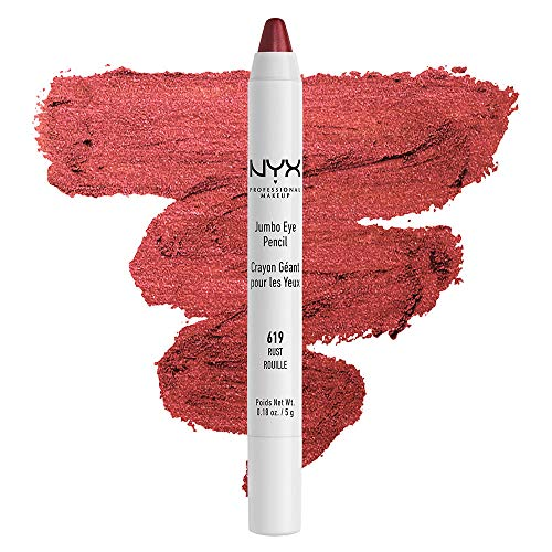 Nyx Professional Makeup Jumbo Eye Pencil - Rust