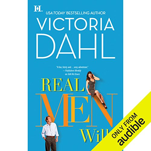 Real Men Will audiobook cover art