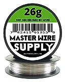 Nichrome 80-100' - 26 Gauge Resistance Wire