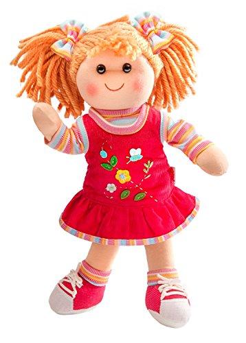 Bambola di Stoffa Neli, 32 Centimetri