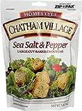 Best Croutons - CHATHAM VILLAGE Croutons Sea Salt Pepper, 5 OZ Review