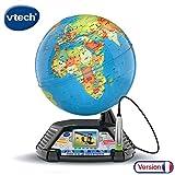 VTech - Genius XL - Globe vidéo interactif