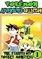 Pocket Fights: Collection 1 - Manga Pokemon Collection Adventures Graphic Novel For Boys, Girls, Kids (English Edition) de