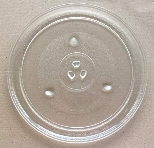 Oster Microwave Glass Turntable Plate / Tray 12 3/8""