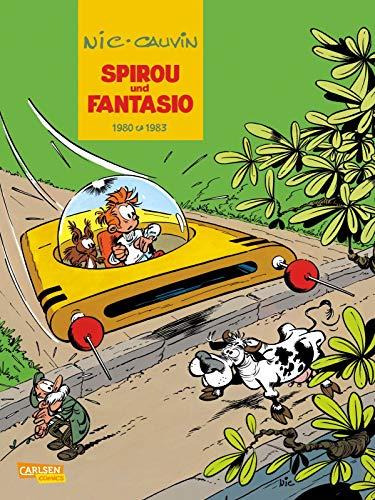 Spirou und Fantasio Gesamtausgabe 12: 1980-1983 (12)