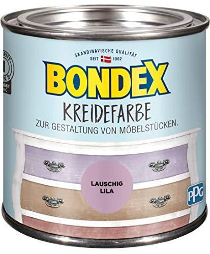 Bondex Kreidefarbe Lauschig Lila - 0,5L - 386531
