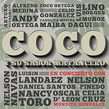 Coco y Su Sabor Matancero en Concierto con Mundito Gonzalez