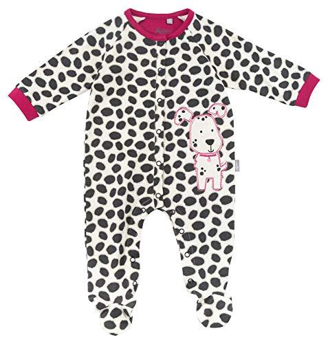 Sigikid Sigikid Baby-Mädchen Overall, Schlafstrampler, Mehrfarbig (Mehrfarbig (Mehrfarbig M) M), 62