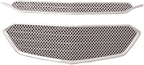 Upgrade Your Auto Premium FX Chrome Tape On Mesh Grille Overlay for 2016 2017 Chevy Equinox product image