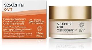 Sesderma C-VIT Moisturizing Facial Cream, 1.7 Fl Oz