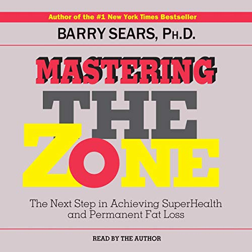 Mastering the Zone audiobook cover art