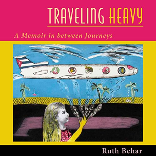Traveling Heavy audiobook cover art