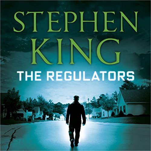 The Regulators audiobook cover art