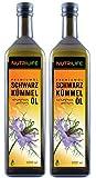 Nutrilife - Schwarzkümmelöl gefiltert 2Liter - 100% pur, kaltgepresst, aus ägyptischen Samen -...