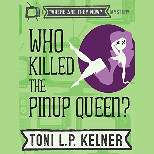 Who Killed the Pinup Queen? cover art