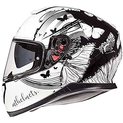 casco MT Thunder 3/SV vlinder B2/Grigio Opaco S grigio opaco