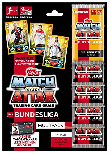 Topps Bundesliga Match Attax 2019/20 Multipack