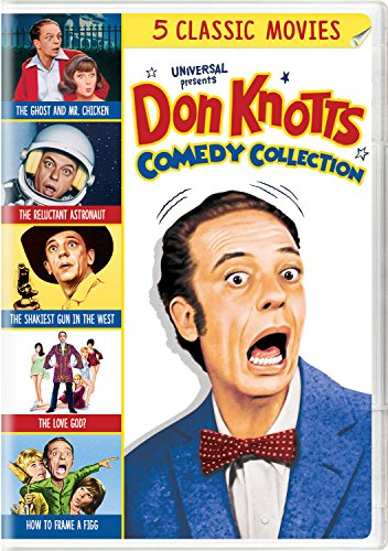 DON KNOTTS 5MOV CL DVD