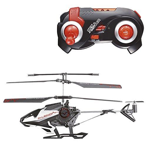 Sky Rover - Helicóptero con control de voz &...