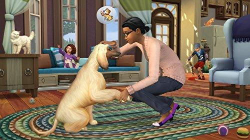 Los Sims 4 - Expansión Perros y gatos (La caja contiene un código ...