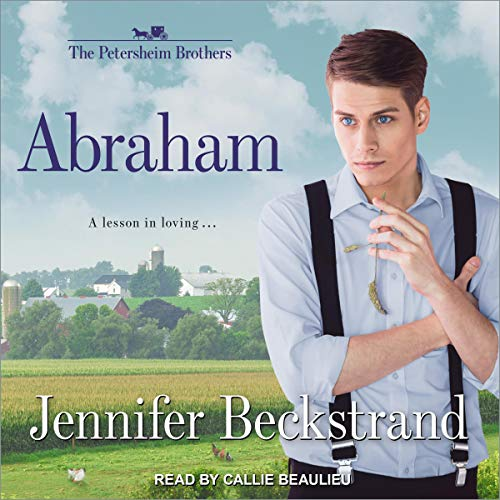 Abraham audiobook cover art