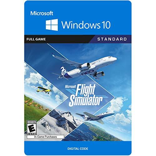 in budget affordable Microsoft Flight Simulator Standard – PC [Online Game Code]