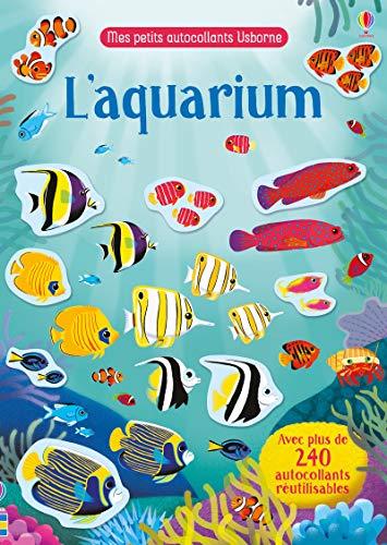 L'aquarium - Mes petits autocollants Usborne