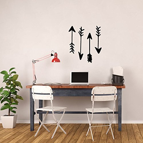 Amazon Com Arrow Home Decor Wall Decals Western Or Cowboy And Indian Themed Vinyl Stickers Home Decor Nursery Decorations Handmade