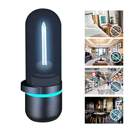 Fovely Lampada a Raggi ultravioletti Lampada a disinfezione da ozono UV Luce a Raggi ultravioletti Lampada a Raggi UV e ozono USB