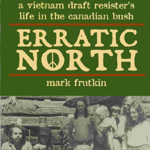Erratic North audiobook cover art