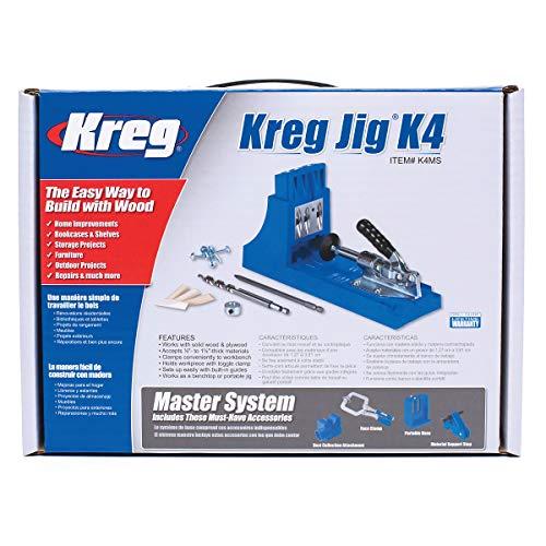 Kreg K4MS Jig Master System (K4MS)