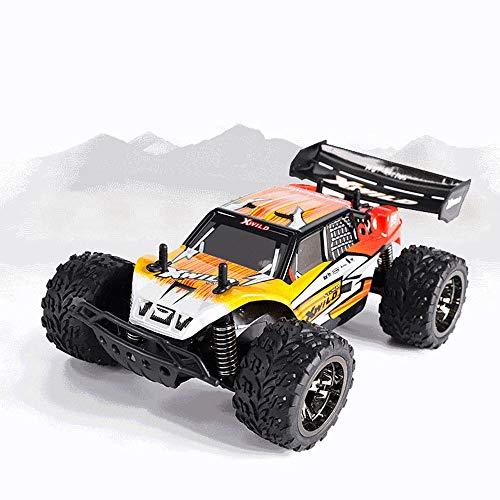 Poooc 1/18 coche teledirigido,  2.4Ghz RC Drift Escalada- o- terreno en las cuatro ruedas alta velocidad aficionado Grado Buggy radio control Rápido y Furioso Drift Camiones regalo del Año Nuevo