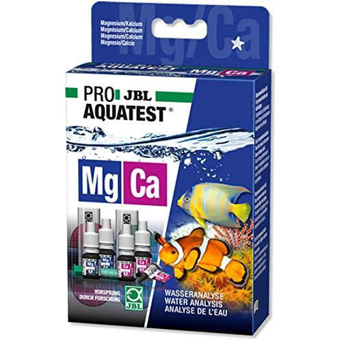 JBL AquaTest Mg-Ca Magnesium-Calcium Schnelltest zur Bestimmung des Magnesium-/
