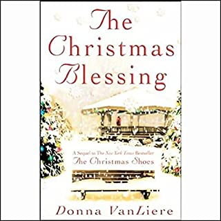 The Christmas Blessing audiobook cover art