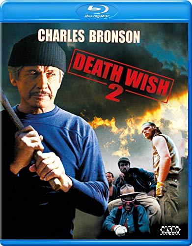 Death Wish 2 - Limited Edition [Region 2] - Blu-ray
