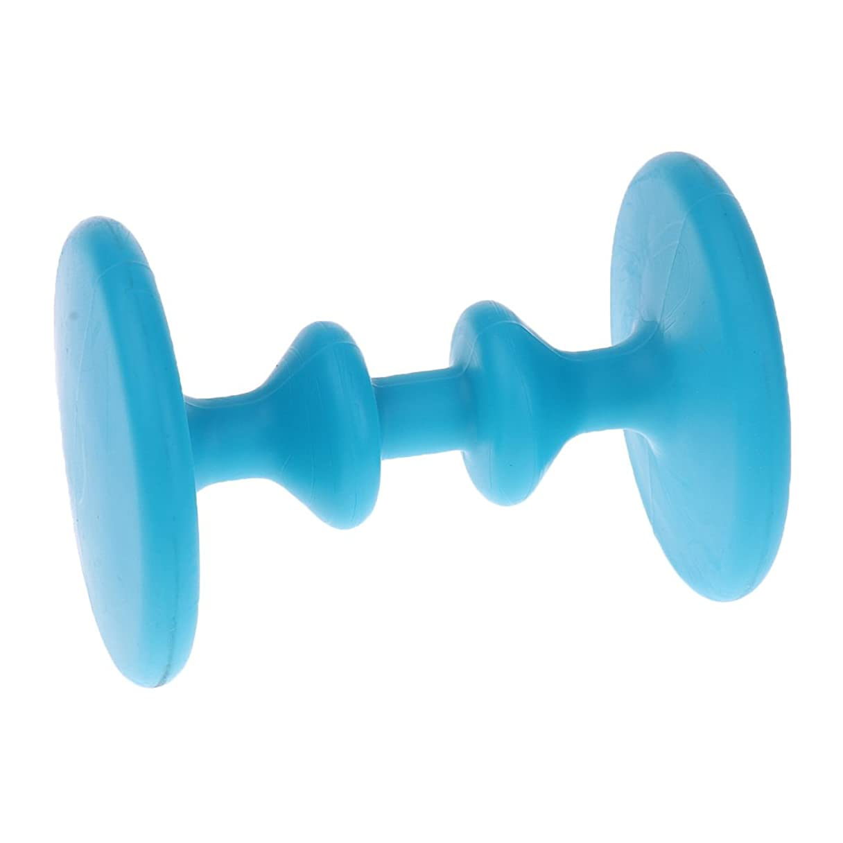 平野薬局急降下Homyl 実用的 車輪 マッサージャー 足 マッサージ ローラー 足 マッサージャー 痛み救済 全3色 - 青