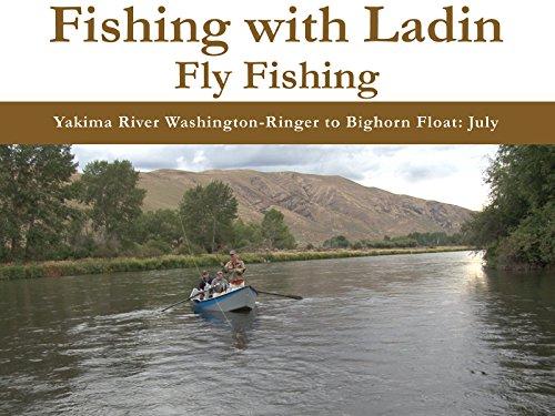 Yakima River Washington-Ringer to Bighorn Float: July