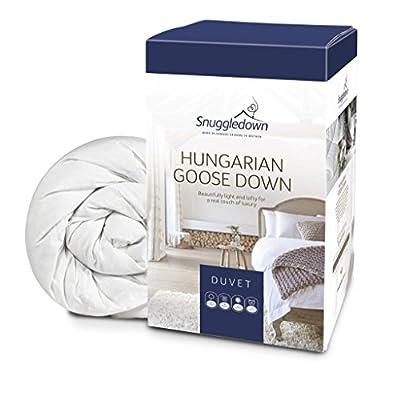 Snuggledown Hungarian Goose Down Duvet