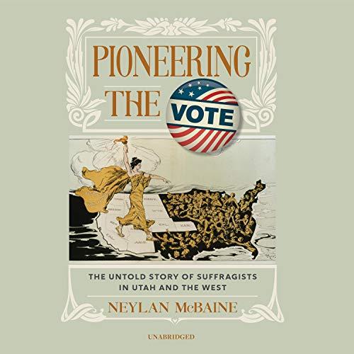 Pioneering the Vote cover art
