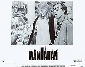Manhattan 1979 Authentic, Original Classic Woody Allen 11x14 Lobby Card #1 Movie Poster