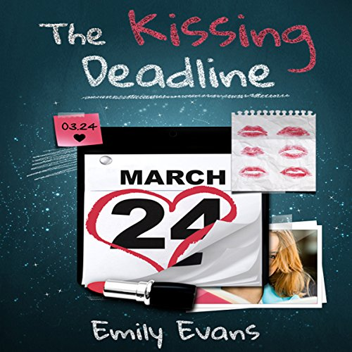 The Kissing Deadline audiobook cover art
